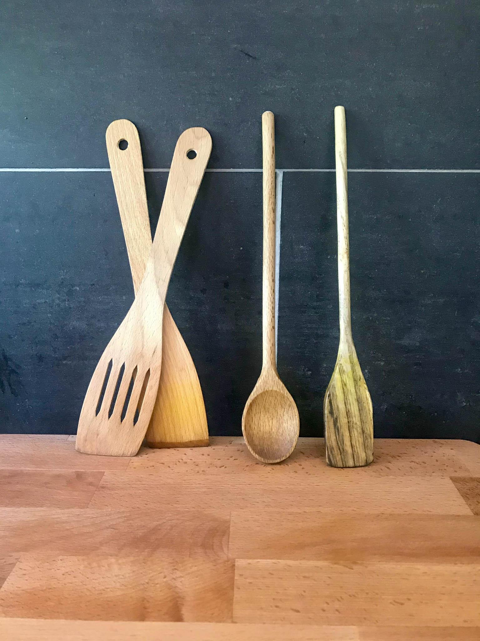 Je houten snijplanken onderhouden