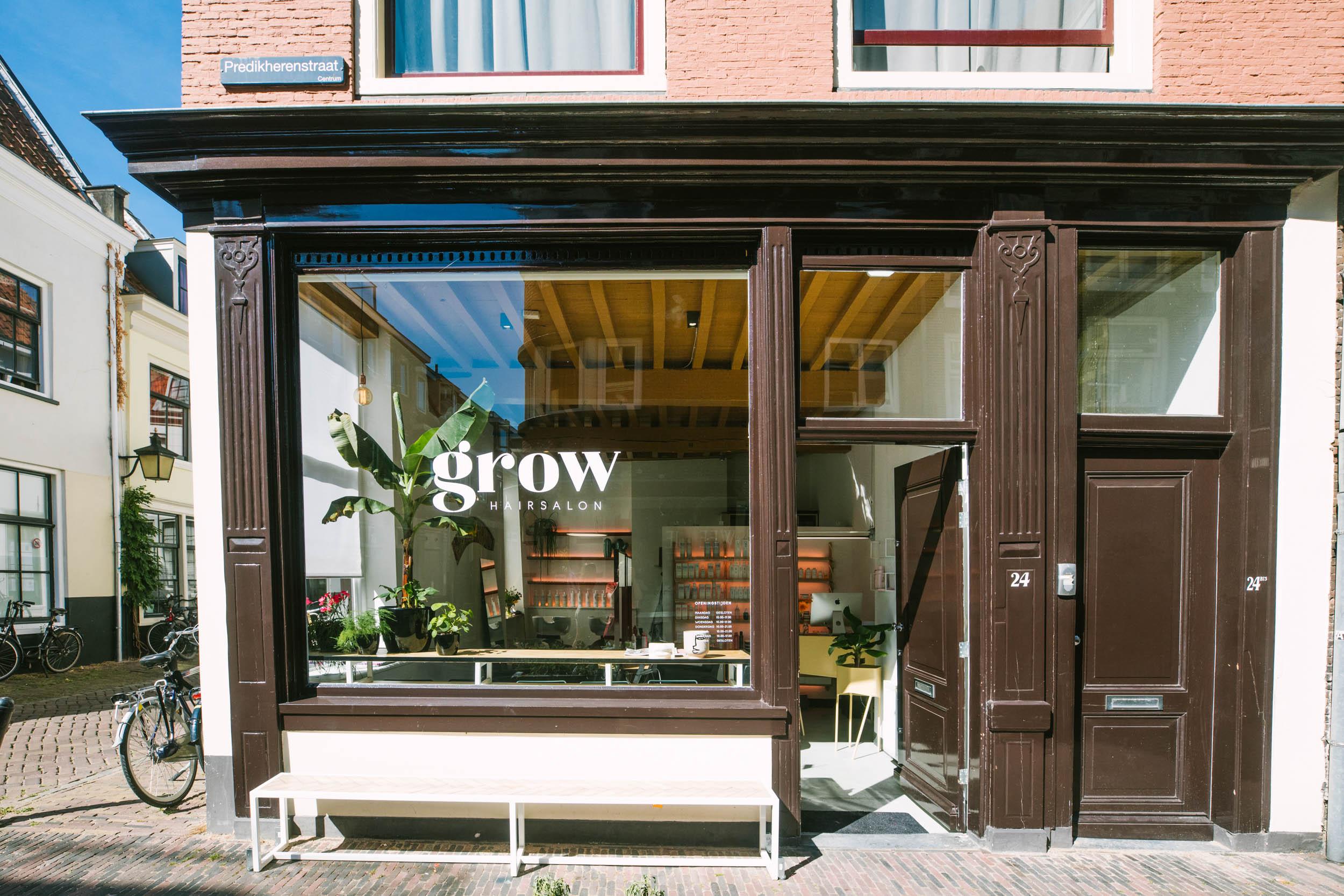 Grow hairsalon